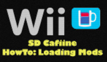 BotW Wii U: Loading Mods with SDCafiine