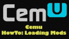 BotW Cemu: Loading Mods with Cemu