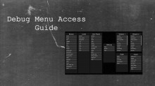 Debug Menu Access Guide