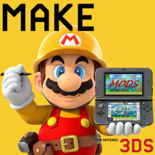 How to Edit Textures - Super Mario Maker 3DS
