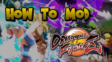 How to mod Dragon Ball FighterZ (PC/Steam)