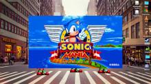 Sonic Mania on Mac OS