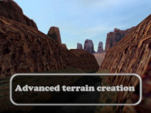 Advanced Terrain Creation
