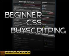 Beginner CSS BuyScripting