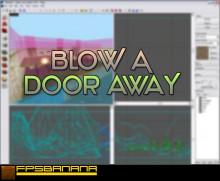 Blow a door Away