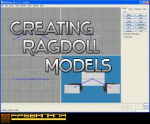 Creating Ragdoll Models