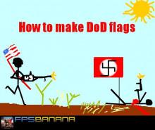Making a Flag
