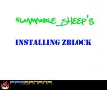 Installing ZBLOCK