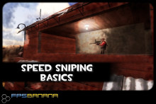 Speed Sniping Basics