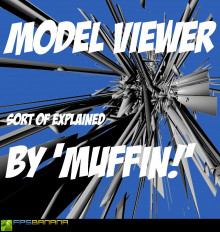 Model viewer sort of explained