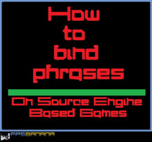 How to bind phrases