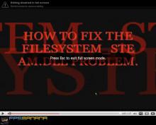 Filesystem_steam.dll Problem Fixed