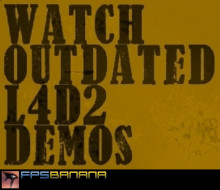 Watch Old L4D2 demos