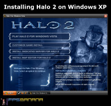 Installing Halo 2 on Windows XP