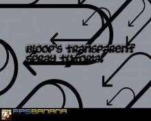 BLooP's Transparent Spray Tutorial