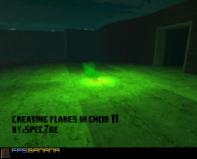 Creating flares