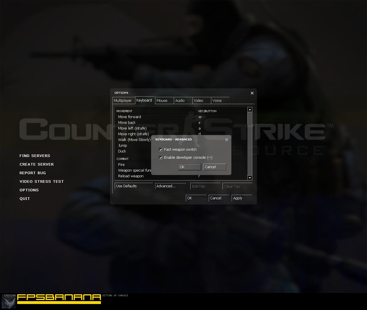 how to enable buy console csgo