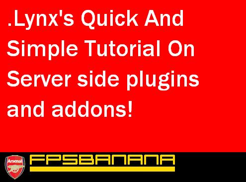 Server Side Plugins + Documentation + Installation