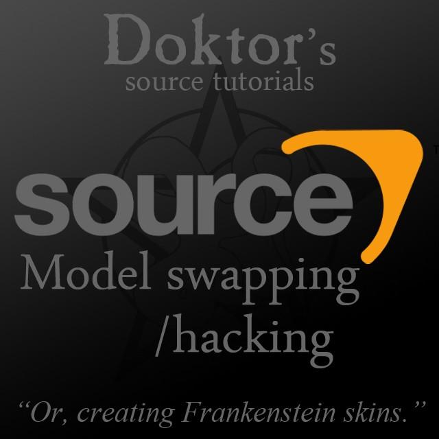 Doktor's Model swapping/Hacking tutorial in 3DSMax Tutorial screenshot