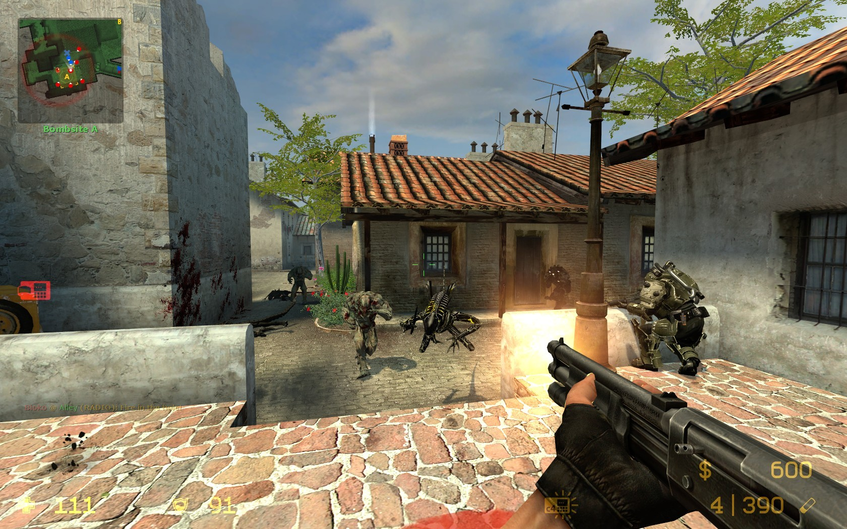 Counter Strike Source Mod
