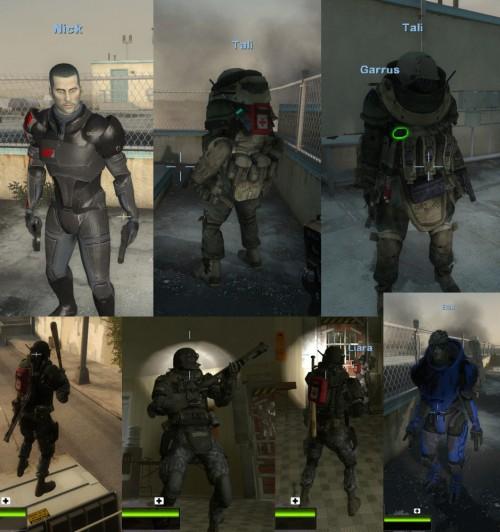 Custom L4D2 Character Tutorial screenshot #1