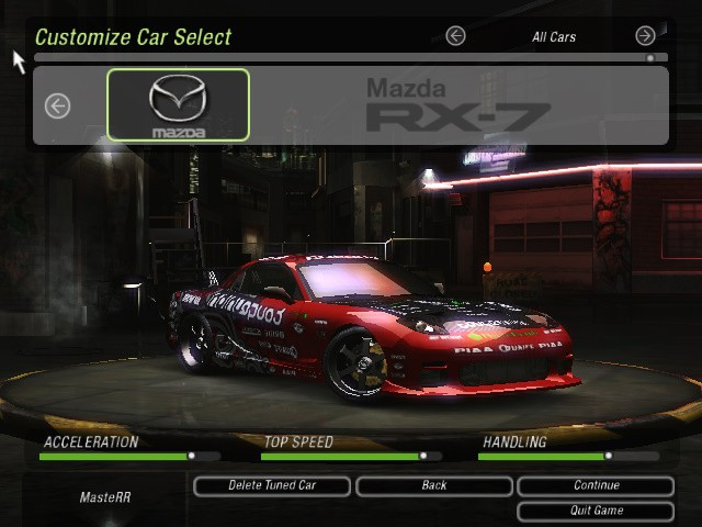 Crack Need For Speed Pro Street