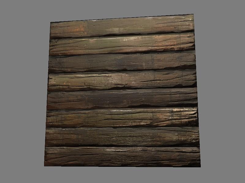 Rough Wood Planks Tutorial | GameBanana Tutorials
