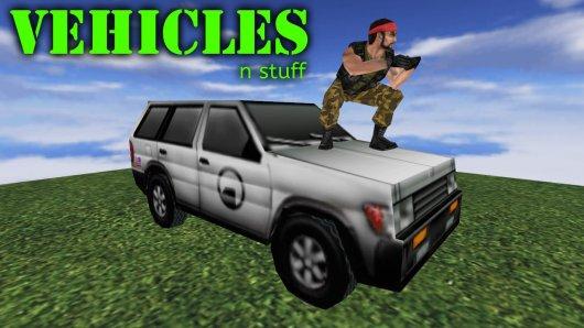 func_vehicle complete tutorial