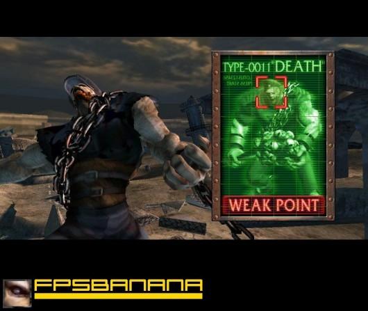 Boss Weak Points