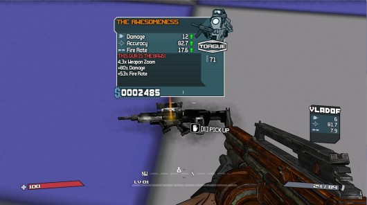 Creating Custom Weapons in Borderlands