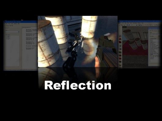 Live Reflection Source Engine Gt Tutorials Gt Mapping