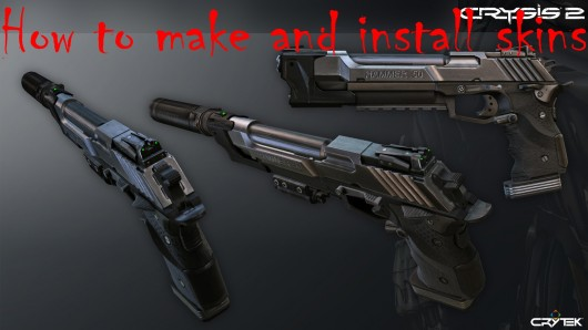 How to make and install skins