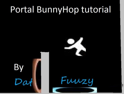 How to bunnyhop in Portal
