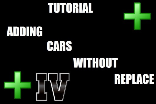 GTA IV Adding Cars Without Replace.