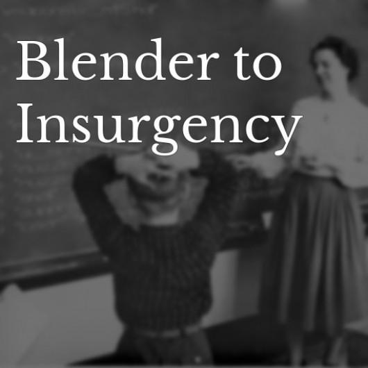 Blender to Insurgency