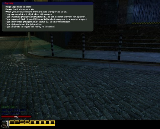 A Complete Roleplay Guide - DarkRP Tutorial screenshot #1