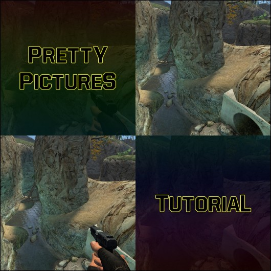 Pretty Pictures Tutorial