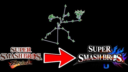 How to Port Brawl Animations over Sm4sh Skeletons