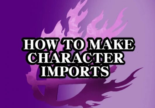 Character Model Importing & Rigging Tutorial v4.3