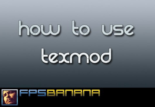 How to use TexMod