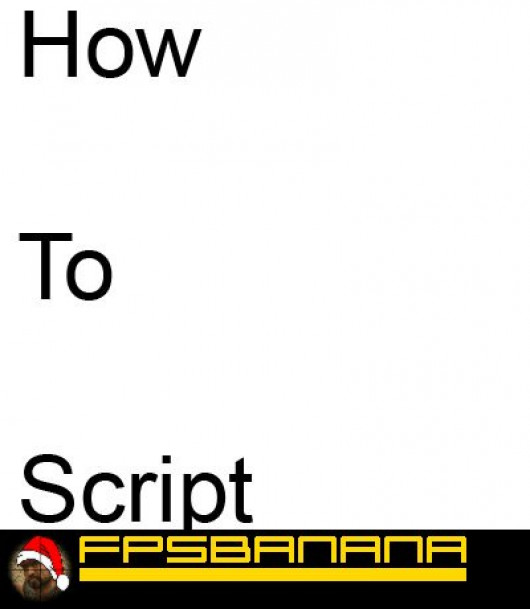 How to Script