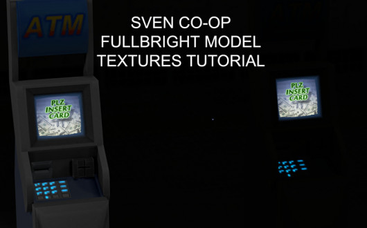 Fullbright Model Textures Tutorial