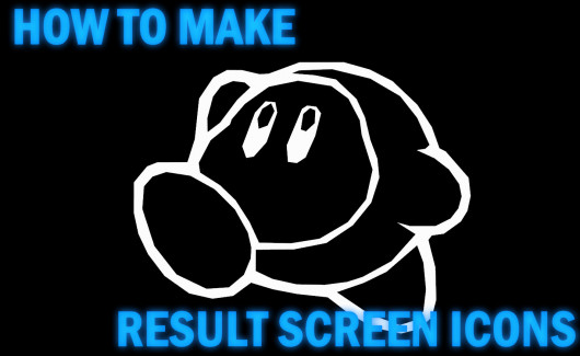 How to Make Result Screen Series Icons