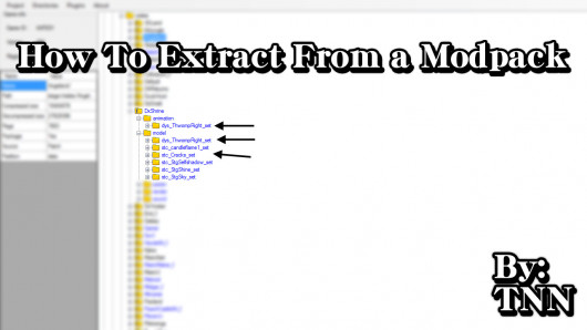 How to Extract From a Packed Modpack