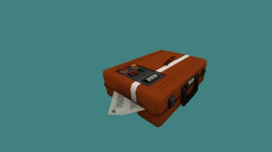tf2 briefcase (Not animated)