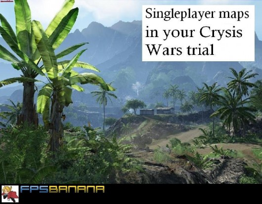Singleplayer in CrysisWars Trial
