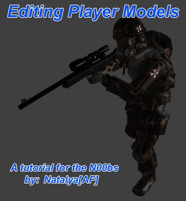 Player Model Editing for N00bs