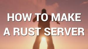 how to make rust server private