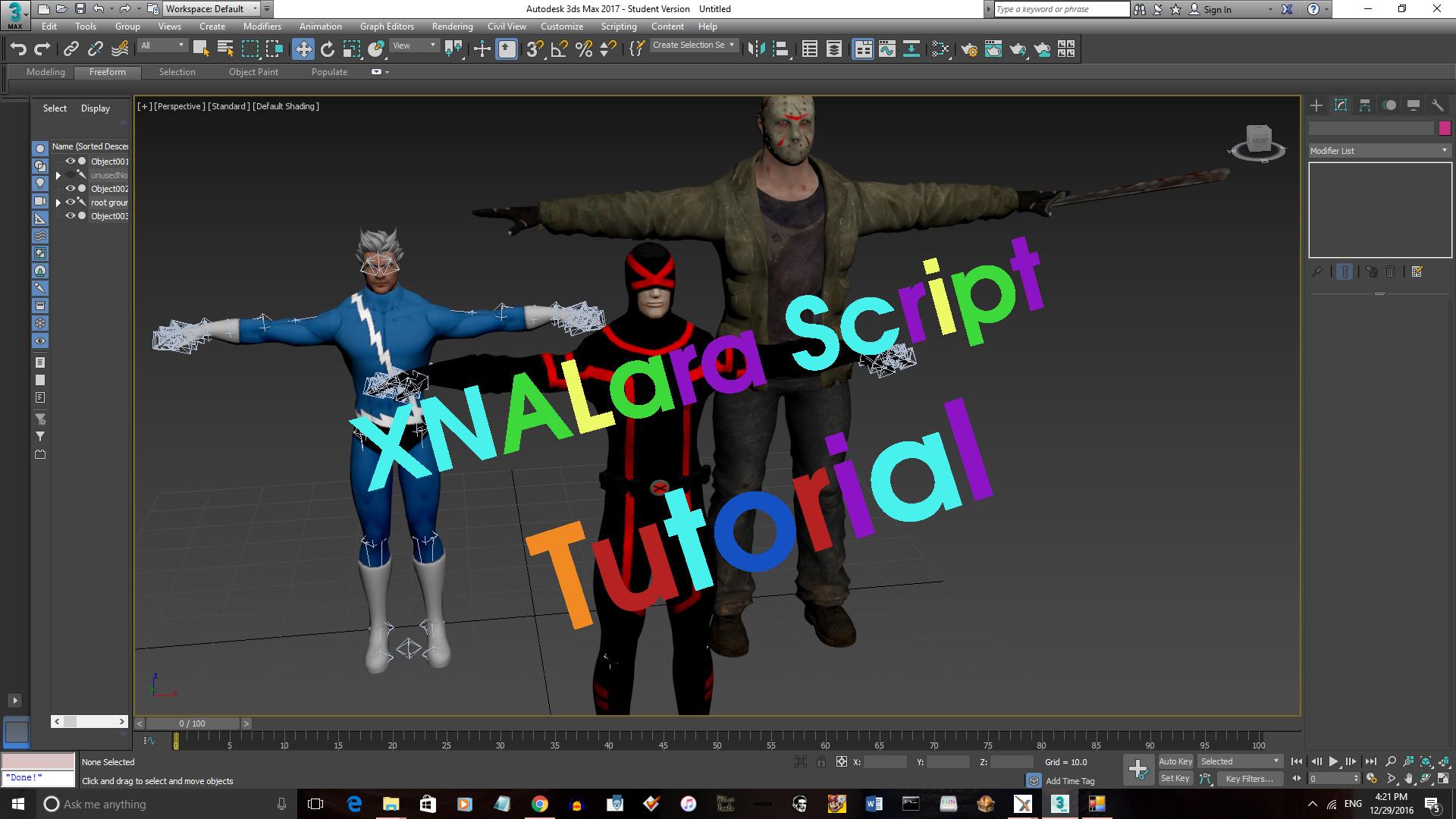 Xnalara script for 3dsmax tutorial super smash bros for wii u xnalara script for 3dsmax tutorial ccuart Gallery
