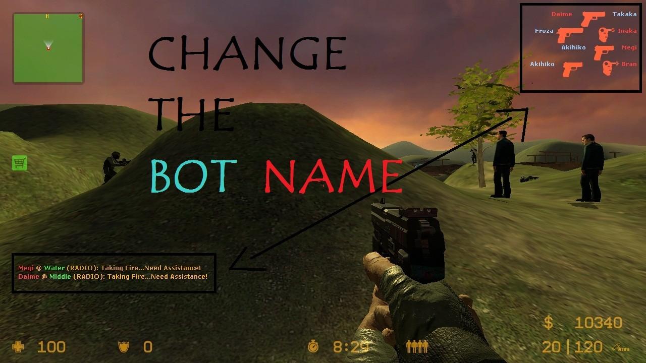 cs 1.6 bot names